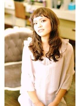 綾瀬はるかのような前髪の切り方とオーダーの仕方|ドラマ