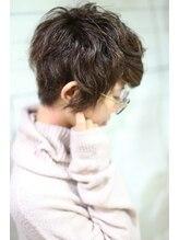 新宿 セイヴィアン ヘアーギャラリー(Savian Hair garelly)【 新宿savian】ショート:パーマ