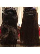 ヘアサロンカコ(hair salon caco.)ダメージ毛もキレイになる縮毛矯正