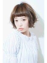 ガーデン オモテサンドウ(GARDEN omotesando)【GARDEN伊藤愛子】メルトカラー × ショートボブ