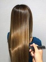 ヘアサルーンフラミンゴ(Hair saloon FLAMINGO)髪質改善縮毛矯正