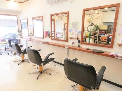 サカエ美容室の写真