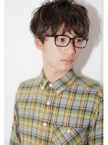 [Kiitos]簡単スタイリング★メガネに似合うマッシュショート