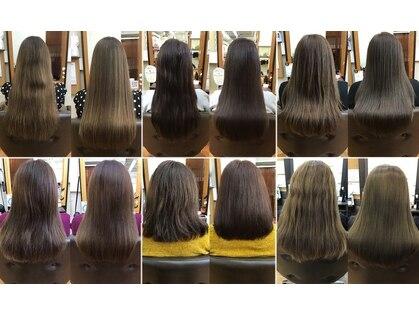 バランスヘアークリニック 南仙台駅前店(Balance hair clinic)の写真