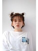 シアン ヘア デザイン(cyan hair design)【cyan】ツインアレンジ