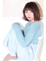 ラフィネ(raffine)spring☆抜け感カーリーボブ☆raffine筒井英里子