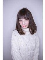 ヘアーメイク リアン 新田辺店(Hair Make REAN)◆REAN 京田辺/新田辺◆前下がりセミディ