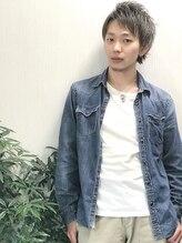 ヘアーサロン エール 原宿(hair salon ailes)岩田 浩一朗