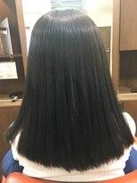 ヘアーメイク プリュム(Hair make Plume)ダークなマット感☆