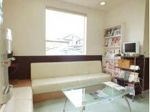 サブリナフェア 西川店の雰囲気(ゆったりとした待合室)