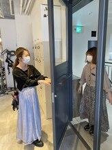 店舗における新型コロナウイルス対策に関して。