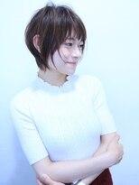 モリオ 池袋店(morio FROM LONDON)【morio池袋】2018年秋冬流行る髪型黒髪おとなショート