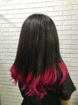 ミミック (mimic)cherry pink gradation color TRICKstyle!