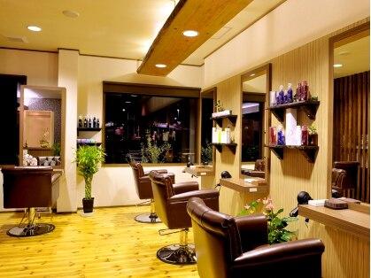 ヘアークリニック アンシード(Hair Clinic an seed)の写真