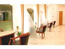 サロン ド イマージュ 聖蹟桜ヶ丘店(salon de Image)の雰囲気(隣の席が気にならない、半セパレートです【聖蹟桜ヶ丘 美容室】)