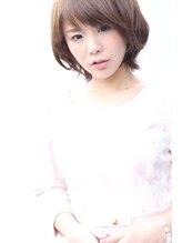ドレス ヘアーアンドメイク(DRESS hair&make)DRESShair&make春ショートボブ