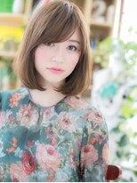 ■bliss戸田公園104★■大人かわいい斜めバング色っぽワンカール