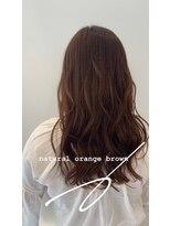 ソワン ドゥ ブレス 上新庄店(soin de brace)【brace上新庄店】春カラー☆ナチュラルブラウン