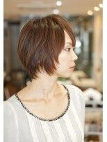 ワークショートレイヤー hair produce by ozy☆