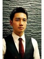 ヒロギンザ 御徒町店(HIRO GINZA)ビジネスシンプルショート【ヒロ銀座/御徒町上野店】<理容室>