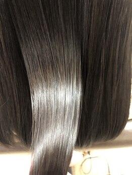 ヘア セフィール 八千代台店(hair C'feel)の写真/夏の紫外線で受けてしまったダメージを当スタイリストがお悩み解決いたします☆