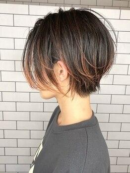ルーナヘアー(LUNA hair)の写真/口コミでも人気の高技術で毎朝再現できる美シルエットに♪一人ひとりに合わせたオンリースタイルをご提案!