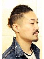 【HairSalonTAKAHIRO】 マンバンmen'sスタイル