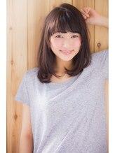 ベイルーム(BAYROOM by HONEY omotesando)【BAYROOM横浜】ラフで大人な内巻きワンカールミディ