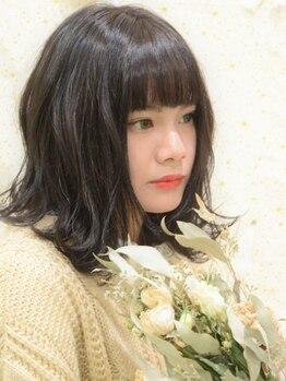 """ベルフェミンクレイル(Belle femin CLAIRE)の写真/【AVEDA/kerastase取扱い】なめらかな指通り♪厳選トリートメントで""""キレイ髪""""を目指そう☆"""