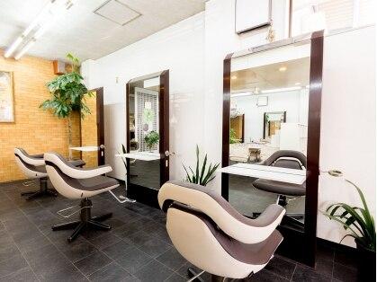 美容室 サンの写真