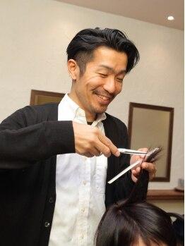アイラッシュアンドヘアー ミシカ(eyelash&hair MISICA)の写真/ビジネスマンから学生まで!!男性必見☆女性ターゲットの美容室とは違う!!気軽に通えるアットホームサロン★