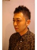 ヘアデザイン ル クール(hair design Le coeur)2ブロックベリーショート