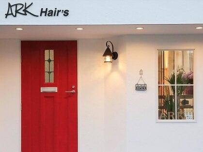 アーク ヘアーズ(ARK Hair's)の写真