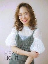 アーサス ヘアー デザイン 北千住店(Ursus hair Design by HEAD LIGHT)【Ursus】ラフウェーブミディ