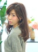 アリュール(ALURE)【ALURE】透け感がポイント☆大人ナチュラルstyle