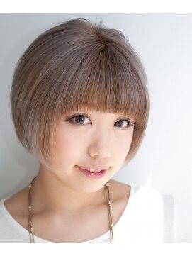 マウロア ヘアーサロン(Mauloa hair salon)マリコ様風ショートボブ【マウロア横浜店】