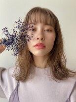 バイオレット 栄店(Violet)【Violet】王道ミルクティーベージュ♪