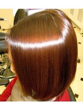 ヘアメイク アンジェリーク 蕨店(Hair Make Angelique)口コミで大人気!M3D縮毛矯正+カット【\17500】♪【蕨】