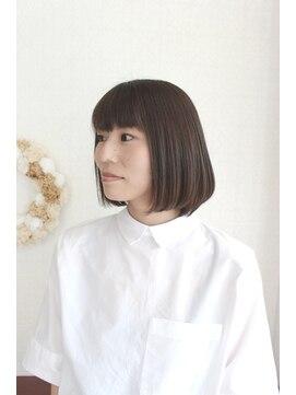 ジップヘアー(ZipHair)Zip Hair ★シンプル内巻きボブ★