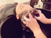 ★癒されながら、頭皮も髪もしっかりケア★池袋【hair+resort valentine】のオーガニックヘアエステって?
