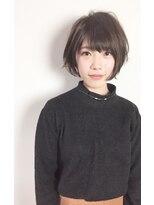 エトネ ヘアーサロン 仙台駅前(eTONe hair salon)【eTONe】フェミニティボブ