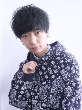 アルバム シンジュク(ALBUM SHINJUKU)フェザーマッシュラウンドエアマッシュショート_54750