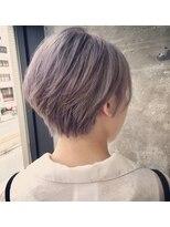 garbohair営業中style♪リアルなトランクス君hair♪