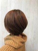 アルファ ヘアー デザイン(alpha hair design)ショート