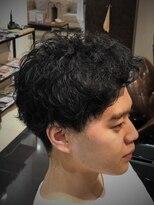 ネオヘアー 京成曳舟店(NEO Hair)ワイルドショート☆【ランダムパーマ】