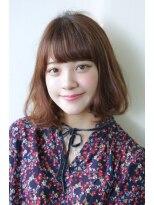 ギフト ヘアー サロン(gift hair salon)外ハネガーリースタイル (熊本・通町筋・上通り)