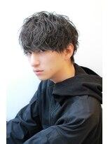 アクシー 渋谷店(AXY) セミウエットマット イメチェン 刈り上げグランジ刈り上げ