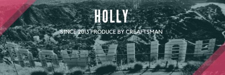 ホリー(HOLLY)のサロンヘッダー