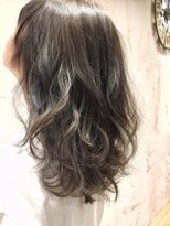 ヘアーサロン リアン 鴻巣店(hair salon Rien)ネイビーブルージュ