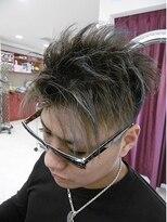 デザインヘアーピアジェ 八木店(DESIGN HAIR PIAGET)KIRARA特殊トリプルカラー☆イケメンのお客様~☆☆